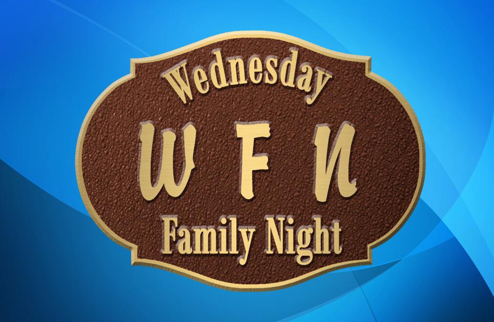 Wednesday Family Night